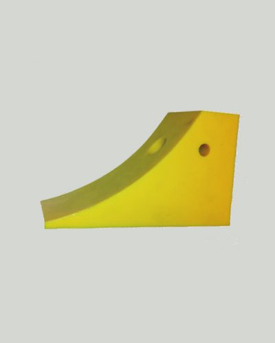 Klin ręczny żółty