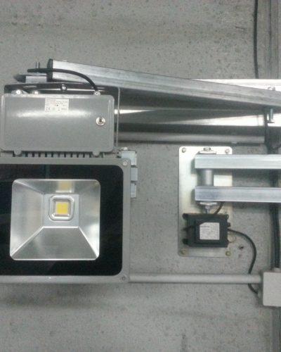 Lampa oświetleniowa ładowni LED