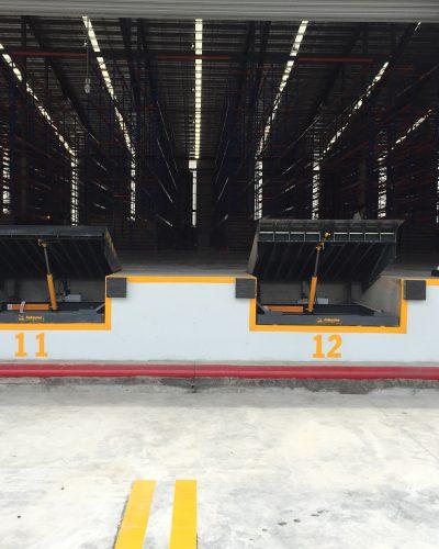 Platforma hydrauliczna RH1